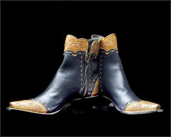 nathalie - cowboy boots
